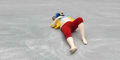 UGO RONDINONE: BREATHE WALK DIE | Exhibition | Rockbund Art